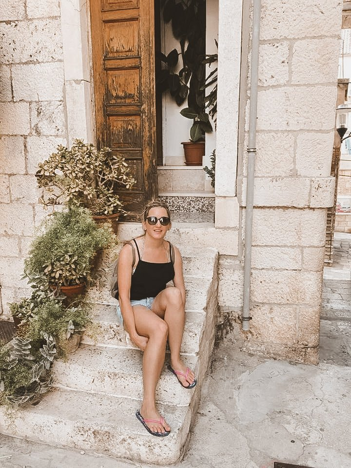 One day in Korcula